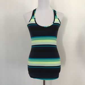 Lululemon Cool Racerback Tank- Navy, Black, Greens